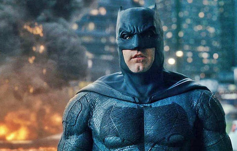 Ben Affleck as Batman (Credit: Warner Bros)