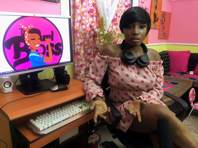 Cameroon's 'Gurl Boss' crew takes on male-dominated film world