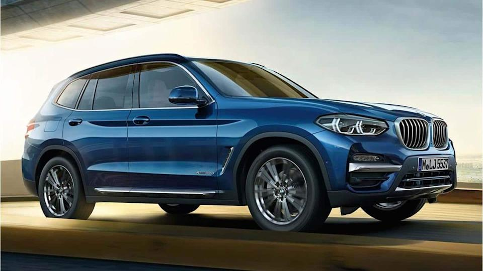 BMW X3 xDrive30i SportX launched at Rs. 56.50 lakh