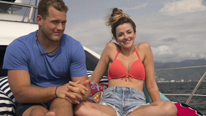 Bachelor In Paradise Here S How Colton And Tia Said Goodbye
