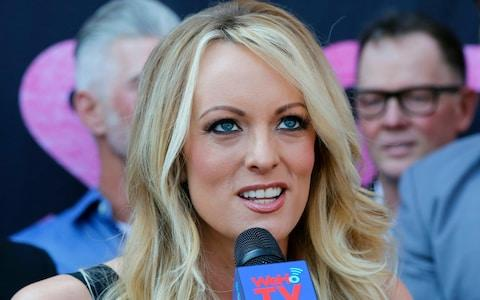 Stormy Daniels says she feels vindicated by Cohen's admission - Credit: AP