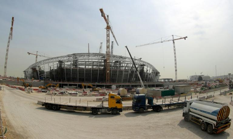 The Al Wakrah Stadium is one of eight proposed venues for the 2022 World Cup in Qatar