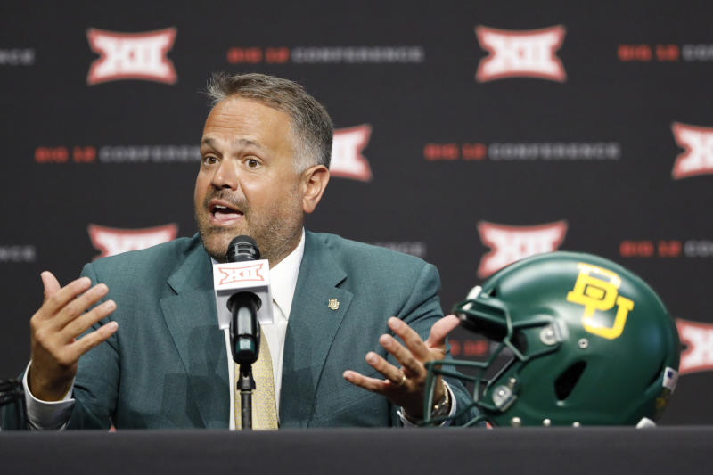 Matt Rhule agreed to a contract extension on Sunday after leading the Bears to a 4-0 start.