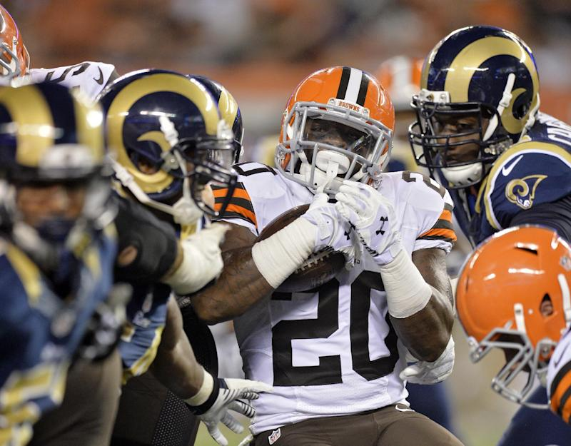 Browns have big problems with opener looming