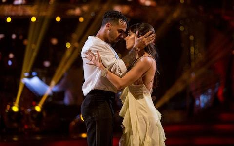 Aston and Janette's waltz