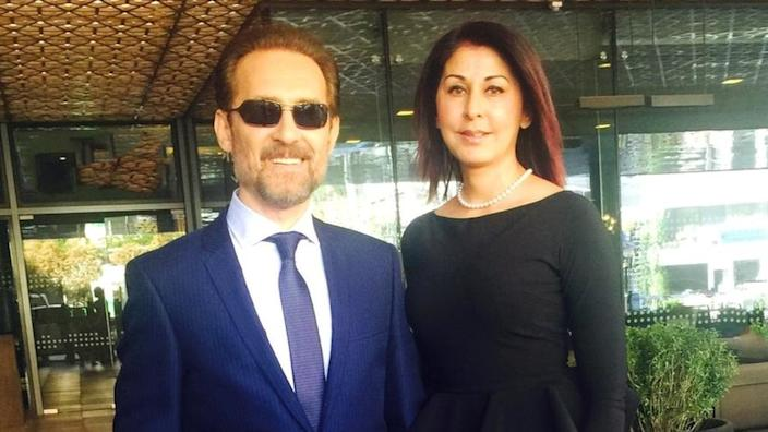 Farhad Darya and his wife, Sultana, live in the US and campaign for women's rights in Afghanistan