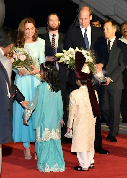 The royal couple's five-day programme will pay respect to Britain's historic relationship with Pakistan, once part of colonial India, British High Commissioner Thomas Drew said