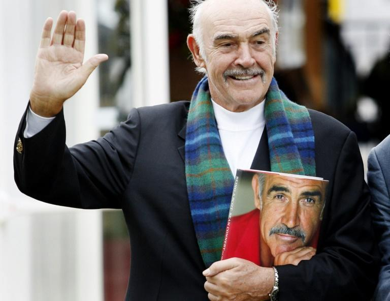 James Connery 2008 in Edinburgh