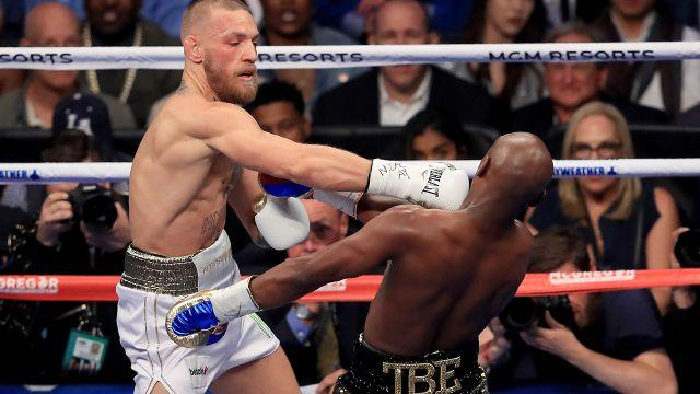 McGregor and Mayweather to fight again? Image: Getty