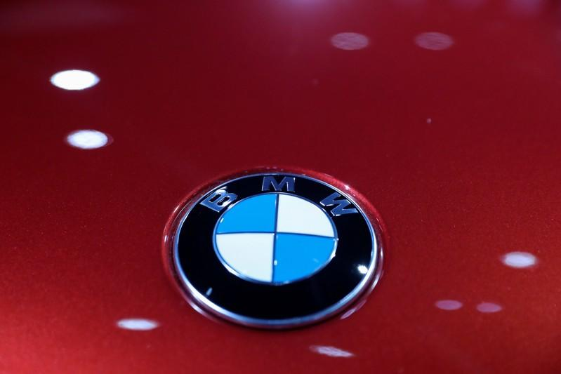 BMW orders more than 10 billion euros' worth of battery cells