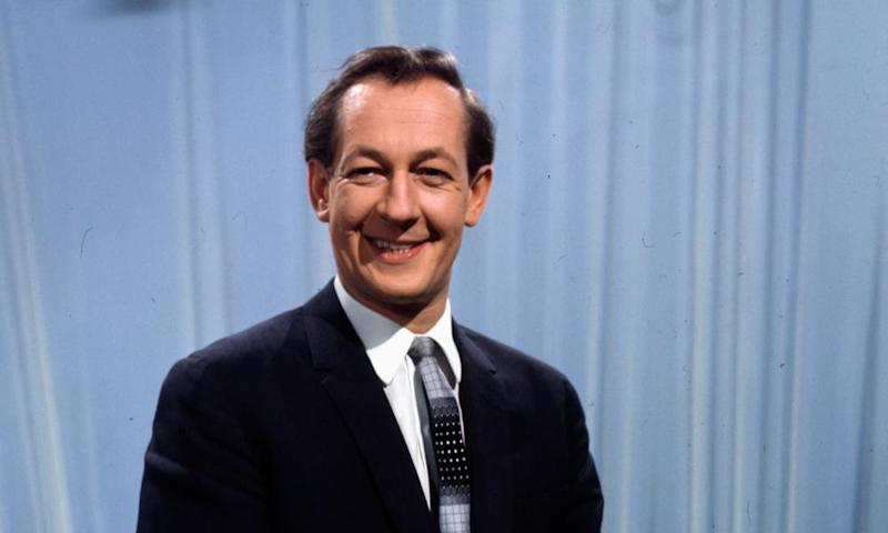 Brian Matthew in the mid-1960s.