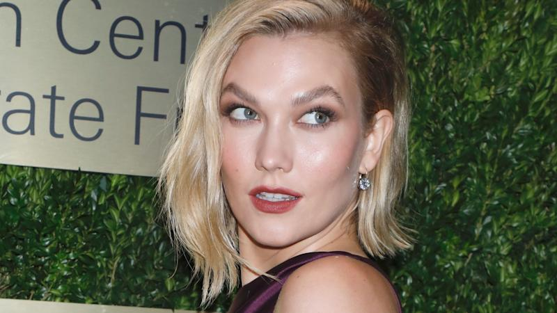 Karlie Kloss Just Shaded The Canceled Victoria's Secret Fashion Show & We're So Proud