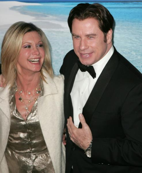 Singer Olivia Newton-John and actor John Travolta remain friends 40 years after they co-starred in the movie musical Grease