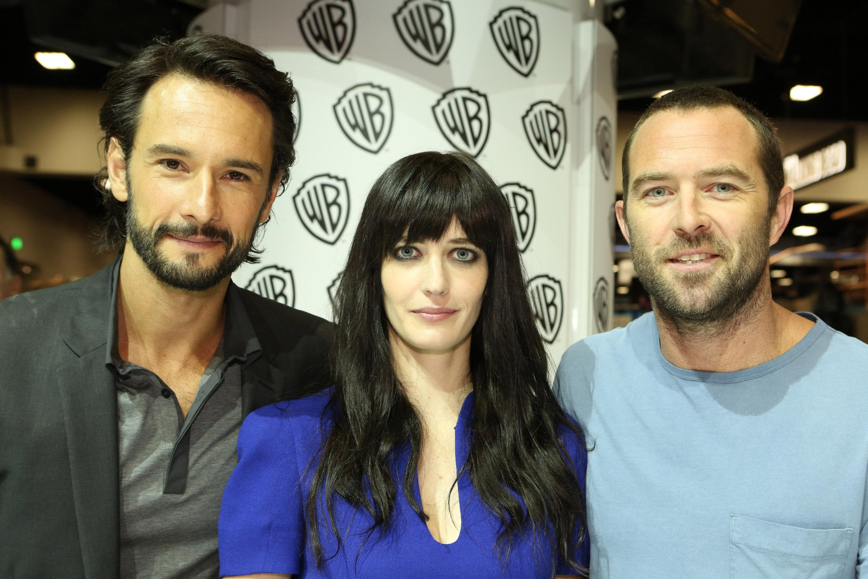 Exclusive: '300: Rise of an Empire' Cast Conquers Epic ...