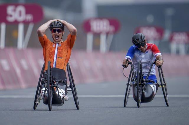 Tokyo 2020 Paralympic Games – Day Eight
