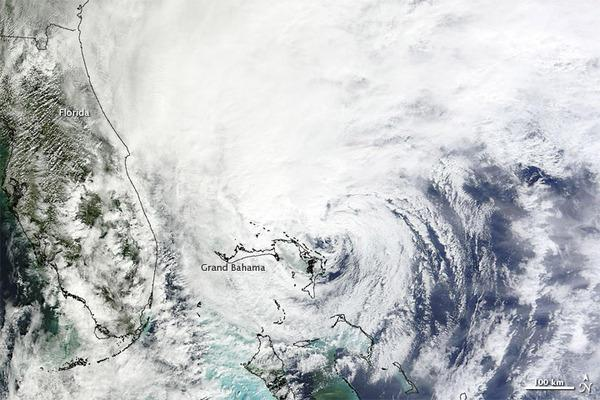 Hurricane Sandy Blows Migrating Birds Off Track