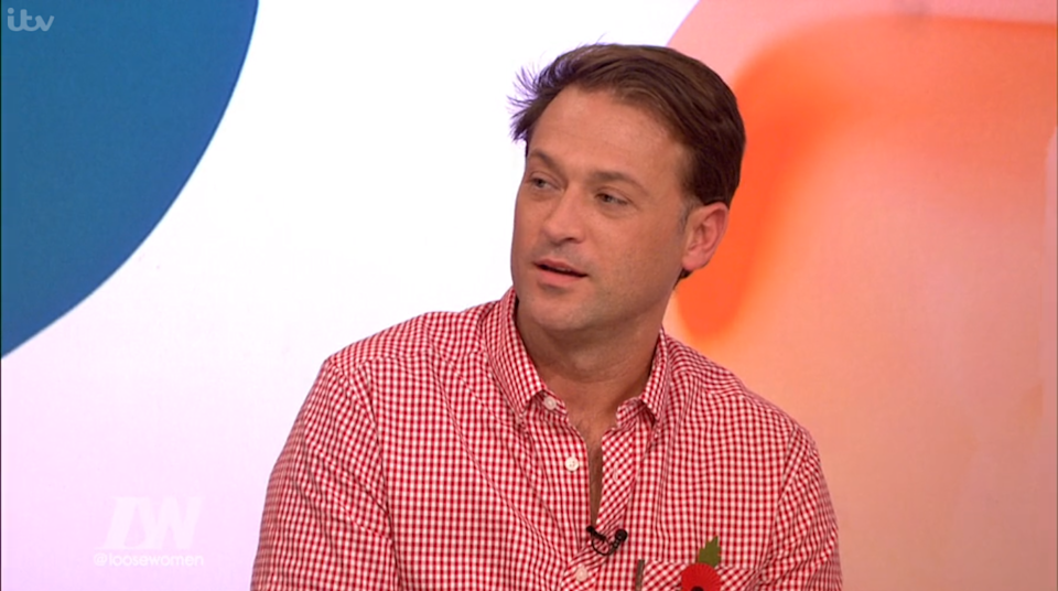 Paul Nicholls has opened up on the relapse he suffered last year. (ITV)