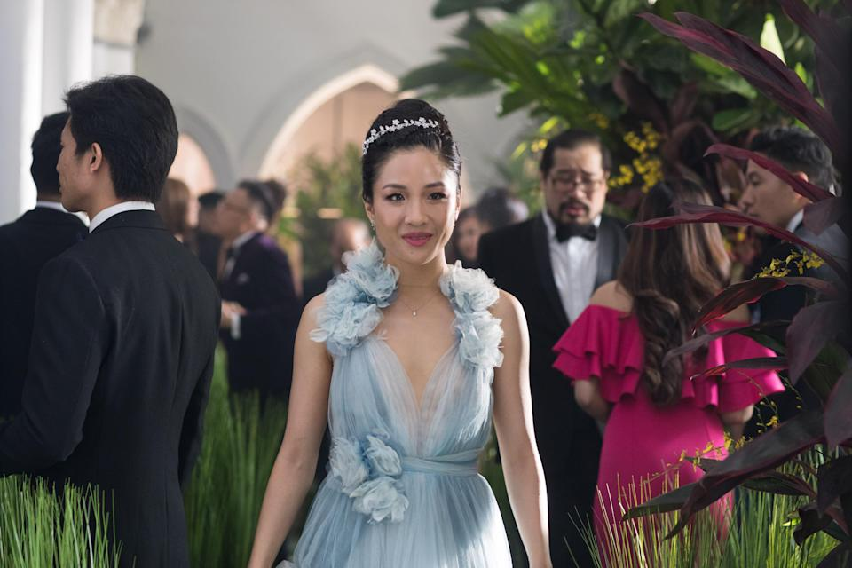 """""""Fresh Off The Boat"""" star Constance Wu headlines the Hollywood adaptation of """"Crazy Rich Asians"""". PHOTO: Warner Bros Singapore"""