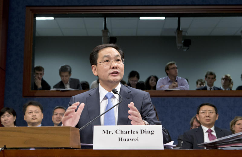 US panel: China tech giants pose security threat