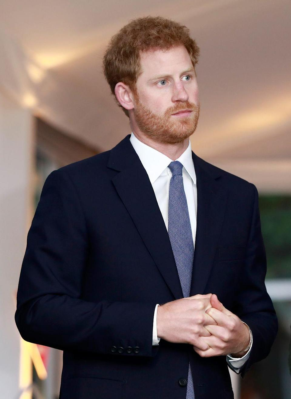 <p>Should none of the Cambridges become the next monarch of Great Britain, Prince Harry, Duke of Sussex, will become the heir.</p>