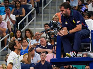 US Open 2019: Fifth seed Daniil Medvedev beats veteran Spaniard Feliciano Lopezbut loses crowd support with antics
