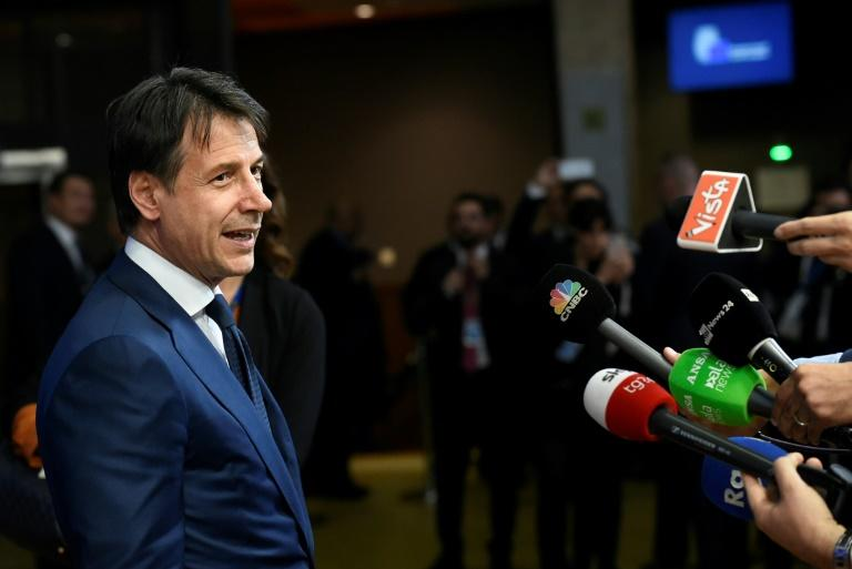 Italy´s PM Conte: Proud of budget, seeks European Union dialogue 'without prejudice'