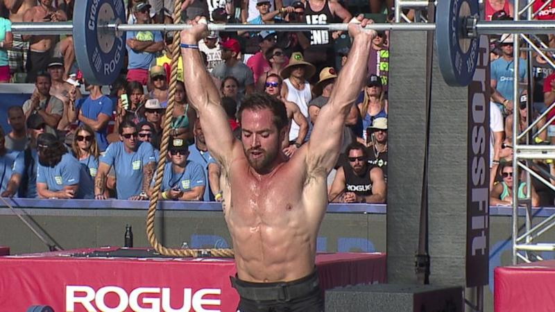 Taking on the Sweat-Fueled Smack Down That Is the CrossFit Games