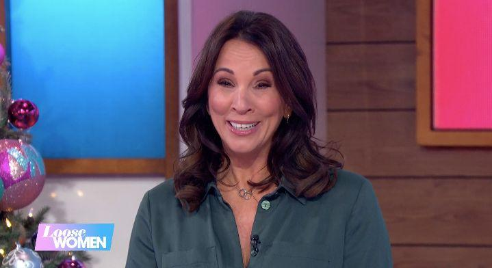 Andrea McLean has announced she's leaving Loose Women (Photo: ITV)