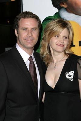 """Premiere: <a href=""""/movie/contributor/1800019430"""">Will Ferrell</a> and wife Cindy at the New York premiere of New Line's <a href=""""/movie/1808451370/info"""">Elf</a> - 11/2/2003<br>Photo: <a href=""""http://www.wireimage.com"""">James Devaney, Wireimage.com</a>"""