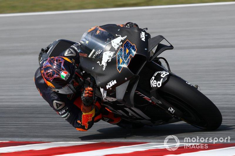 "7º Pol Espargaro, Red Bull KTM Factory Racing - 1:58.610<span class=""copyright"">Gold and Goose / Motorsport Images</span>"