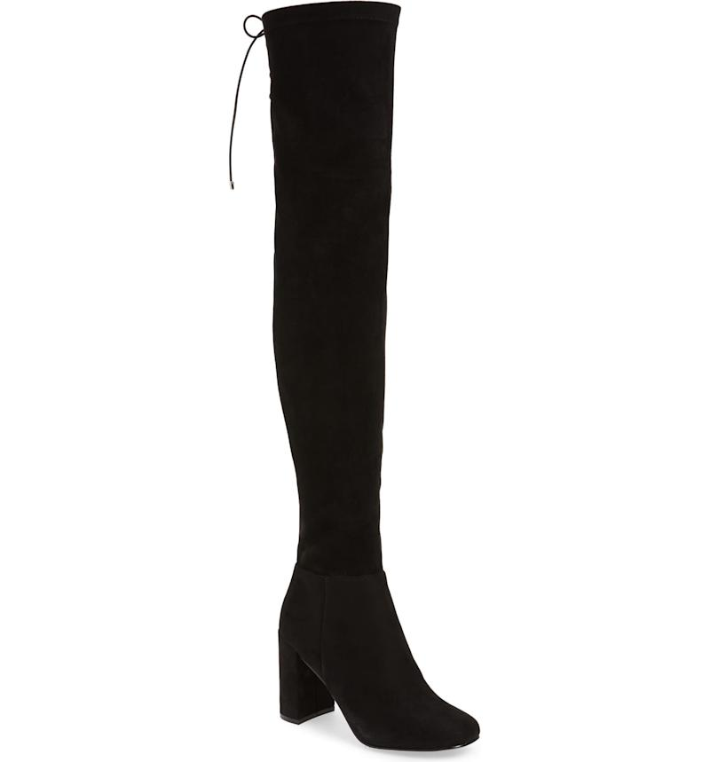 Jeffrey Campbell Parisah Over the Knee Boot. Image via Nordstrom.