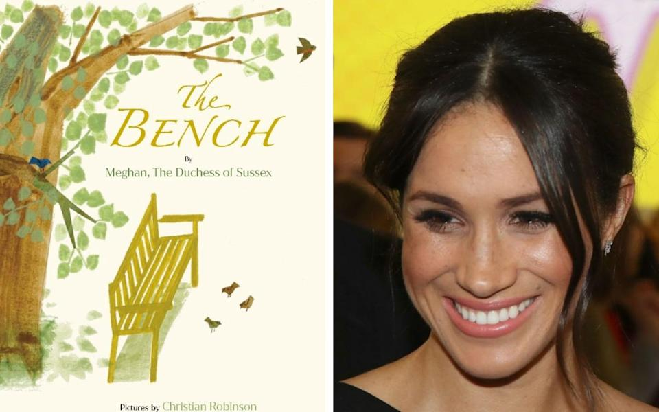 Meghan, Duchess of Sussex releases children's book The Bench with nods to Harry, Archie And Lilibet - Random House Penguin