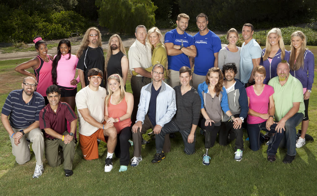 "These 11 teams will travel through three continents, nine countries, and cover more than 25,000 miles on the 21st installment of ""The Amazing Race.""<br><br>This season will introduce a new twist to the game that will raise the stakes for the entire season. If the Team that wins the first leg of the season can outrace the other 10 Teams and win the final leg of the Race, they will double their money and win a $2 million dollar grand prize instead of $1 million."