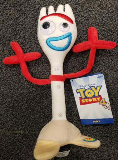 Recalled Toy Story 4 Forky plush toy | United States Consumer Product Safety Commission