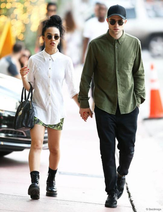Robert Pattinson Still Hookup Fka Twigs
