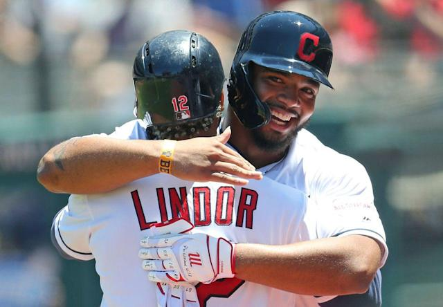 What are the Cleveland Indians plans for Bobby Bradley in 2020? Hey, Hoynsie