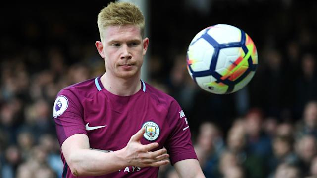 A trip to Liverpool and the bulk of the Champions League group stage are out of the equation for Manchester City star Kevin De Bruyne.