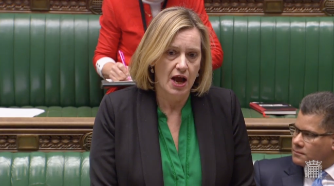 Amber Rudd has admitted for the first time that the rollout of UniversalCredit could have forced more people to rely on foodbanks