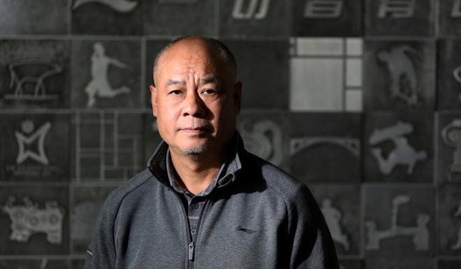 Li Ning, the retired Chinese gymnast and entrepreneur who founded the sportswear company that bears his name. Photo: Simon Song