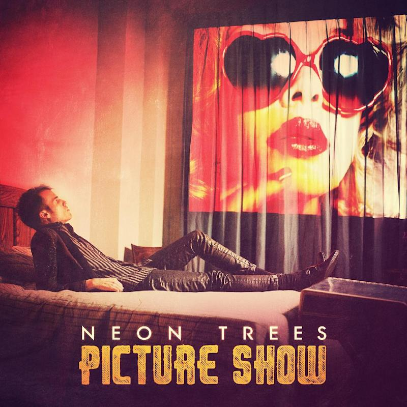 """In this book cover image released by Mercury Records, the latest release by Neon Trees """"Picture Show,"""" is shown. (AP Photo/Mercury Records)"""