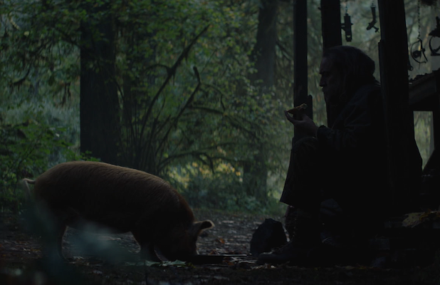 Nicolas Cage and Alex Wolff Revenge Thriller 'Pig' Picked Up by Neon