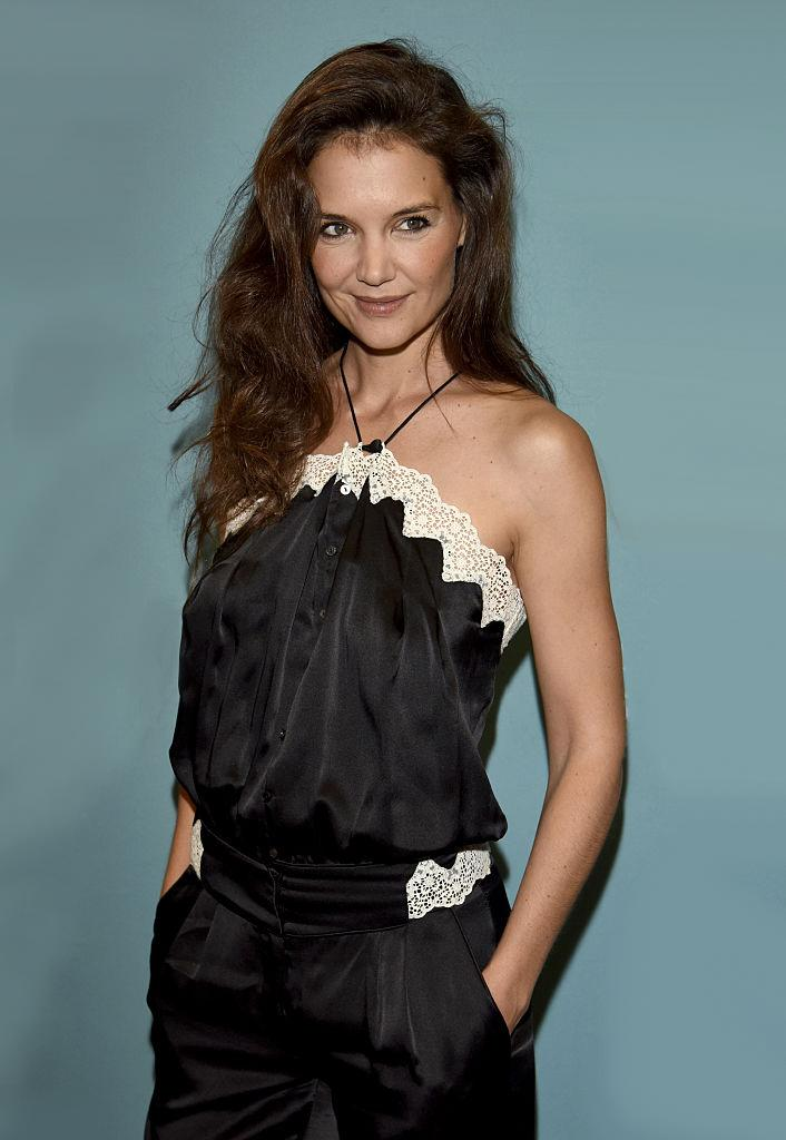 Katie Holmes at the Napa Valley Film Fest. (Photo by Tim Mosenfelder/Getty Images)