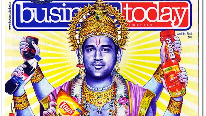 SC Quashes Complaint Against MS Dhoni Over Lord Vishnu Photo