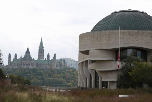 The Canadian Museum of History in Gatineau, Que., will reopen on June 2. Visitors will need to buy a time-stamped ticket in advance and the Canadian Children's Museum remains closed.