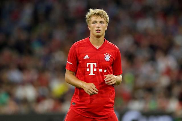 Fiete Arp (Photo by Alexander Hassenstein/Getty Images for AUDI)