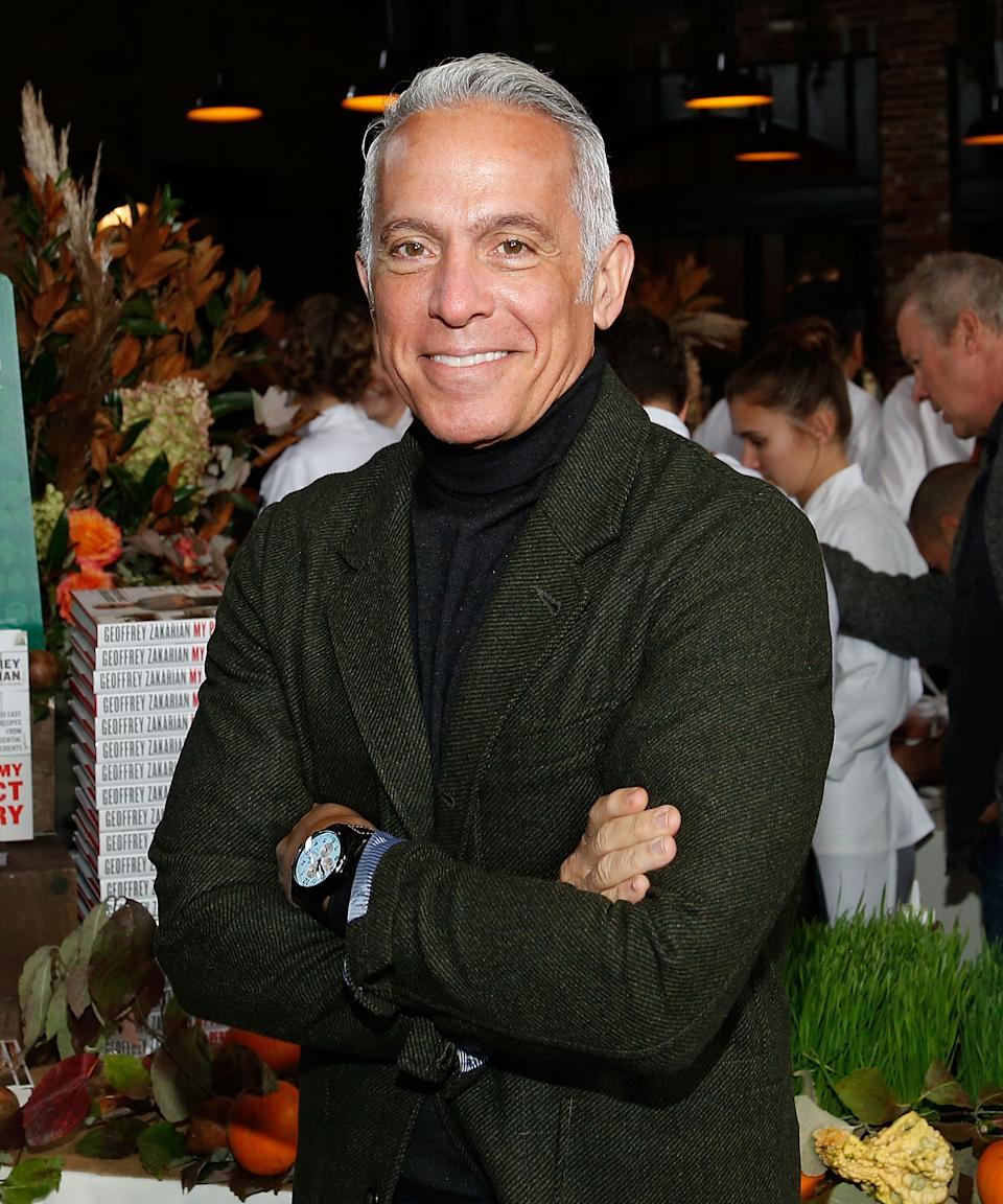 The celebrity chef also has his own line of cookware at HSN. (Photo: Getty)