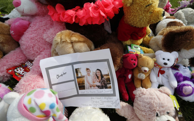 Defense DNA request denied in deaths of Colorado mom, kids