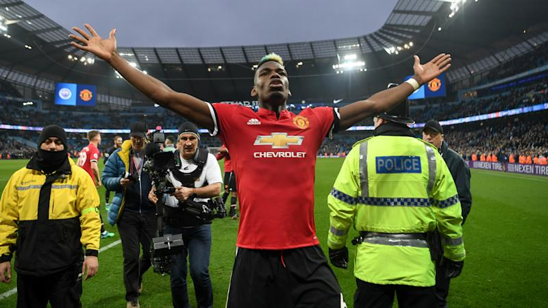 Man United star Pogba can win Ballon d'Or, says Ronaldinho