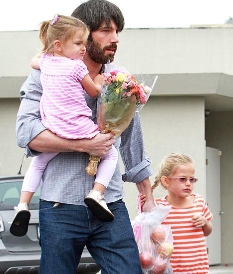 """Ben Affleck: Seraphina, 3, Loves to Serenade Me With Carly Rae Jepsen's """"Call Me Maybe"""""""