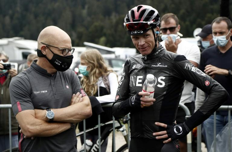 Brailsford says relationship with Froome is fine despite Tour omission